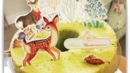 现在才知道, 原来蛋糕上的小动物是这么做出来的! 长见识了!