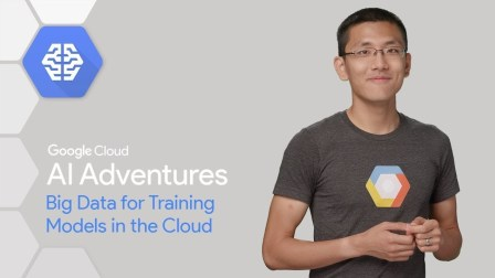 Big Data for Training Models in the Cloud