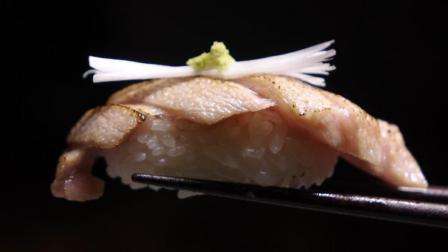 从东京筑地到中国北京, 他捏了三十年多的寿司