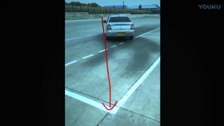 侧方停车必过视频: 资深教练讲解学车技巧, 帮你轻松通过科目2!