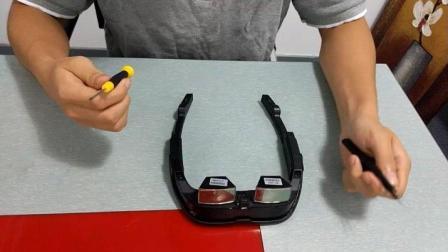 蓝斯特开源Eyephone B-拆机视频