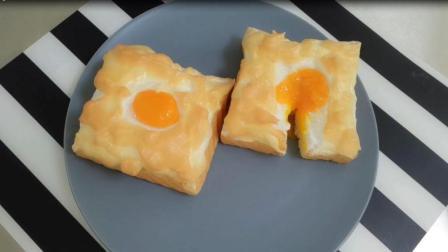 例外 土司片这么做 你家早餐桌立刻高大上起来 好吃好看又有营养