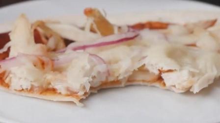 自己就能做的墨西哥鸡肉薄饼, 想要什么酱你说了算