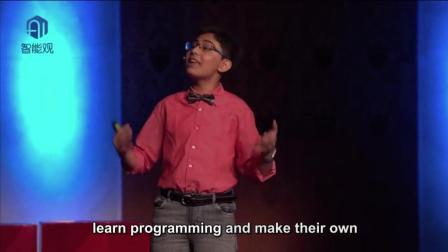 IBM13岁算法工程师的TEDx演讲