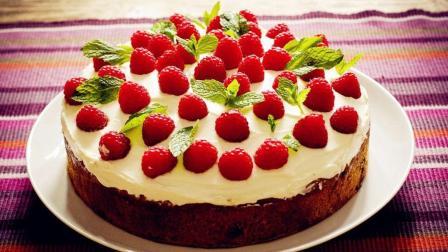 想自己在家做蛋糕? 几分钟就能学会, 快来看看吧 ! 简单好做!