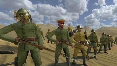 【骑砍: 二战中国战场】01: 大刀向, 鬼子们的头上砍去!