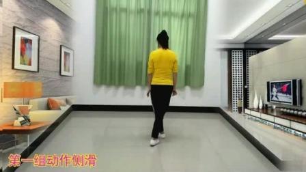 广场舞鬼步舞教学视频 江西广场舞, 12步鬼步舞【歌在飞】