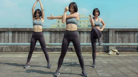 90后萌妈健身大作战,生娃后也能拥有好身材