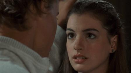 3分钟看完豆瓣高分电影《公主日记》, 一个从灰姑娘到公主的华丽变身