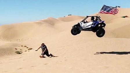 酷玩运动 第一季:当一名户外汽车摄影师有多危险?看看这个就知道了!