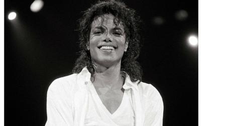 迈克尔杰克逊微笑集锦 善良的天使在人间
