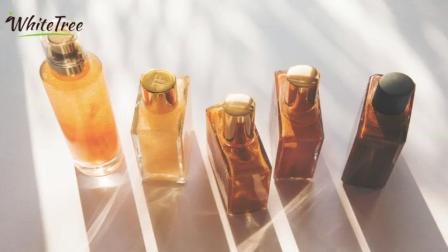 DIY光泽玫瑰美肌「黄金油」