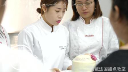 零基础韩裱第四天: 花盆蛋糕