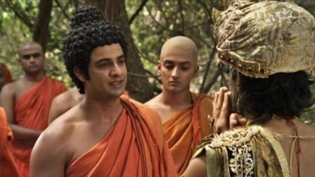 《佛陀》电视剧: 所谓生而智慧者, 绝不会惧怕死亡