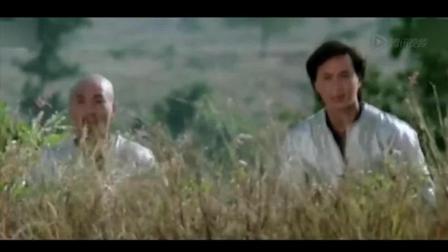 香港电影: 金刚许冠杰和光头佬去破坏她的婚礼最后做快艇逃掉!