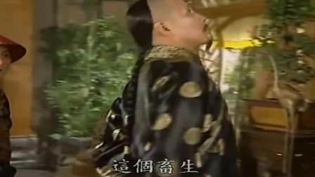 康熙骂皇长子的两个版本, 陈道明和焦晃双双演技爆炸, 都已成经典