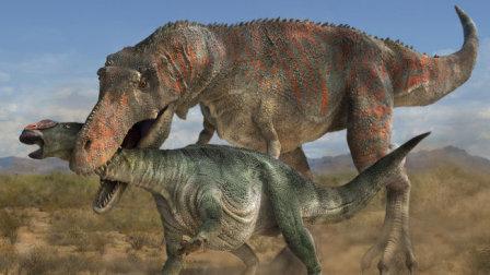 韩半岛的恐龙:特暴龙(中)