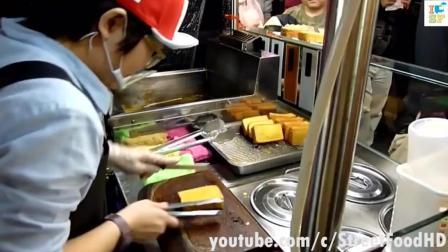 台湾街头美食: 台湾三明治