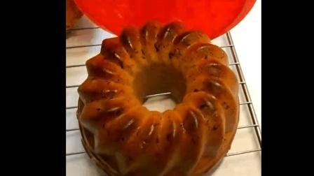 女生小福利, 最适合大姨妈期间的小甜点, 枣泥红糖蛋糕