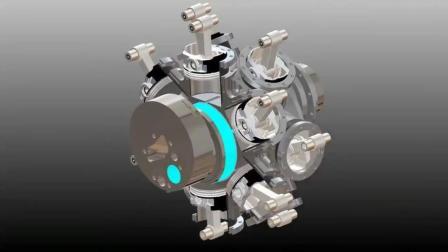 新概念循环发动机, 多伊尔转子发动机的结构展示, 必学行业新技术