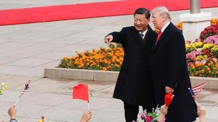 白宫为特朗普中国之行做了特别感谢视频: 习 非常感谢您