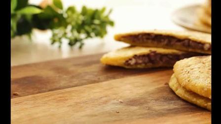 红薯饼的新做法做法, 外酥里糯实在太美味, 一上桌孩子们抢着吃