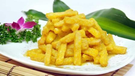 蛋黄焗南瓜的家常做法, 在家就能做, 营养又好吃