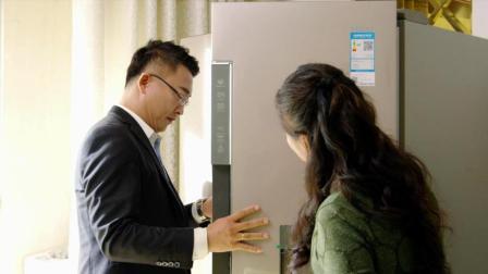 海尔冰箱 | 温暖的家, 我不会缺席