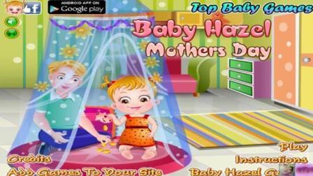 芭比娃娃动画片 童话故事 可爱宝贝的母亲节