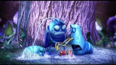 爆笑虫子: 黄虫给救人的医生甩了两条鼻涕, 医生精尽人亡
