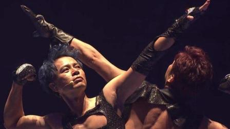 左麟右李演唱会再唱经典《半梦半醒》, 熟悉的旋律让人陶醉