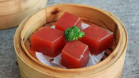 枣皇千层红枣糕 广式点心, 香甜可口, 老人小孩都爱吃, 招待客人也不错, 美容又养颜