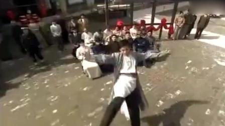 赵文卓的这套太极拳, 现在的电视里已经很难看到了!