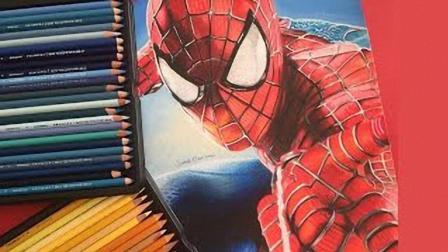 绘画日常: 不知道哪一天会停歇脚步, 就算蜘蛛侠也会累