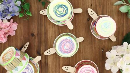 亲子游戏有新招! 自制纸杯叠叠乐, 和宝宝比比谁叠的更高