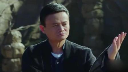 《攻守道》马云小钢炮连番打倒李连杰扫地神僧!
