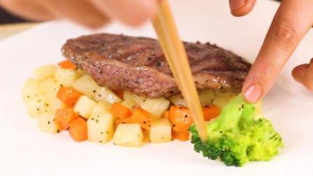 牛排成熟度怎么分辨你知道吗? 看完这个视频你就清楚了