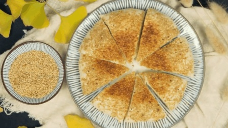面点大厨教你做酥饼, 比面包香百倍, 小孩都抢着吃!