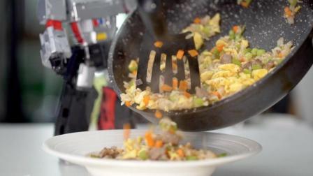 黑椒牛肉蛋炒饭