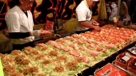 匠人技艺: 日本的煎饼果子——大阪烧~