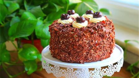 烘焙达人教你自己在家做生日蛋糕, 学会它, 亲手做给你最爱的人