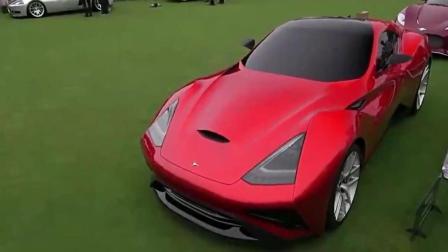 6680万的Icona Vulcano超跑 全球限量一台2秒可破百!