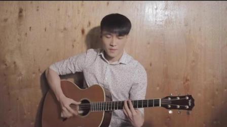 防弹少年团《Spring Day》改编指弹吉他, 不一样的感觉