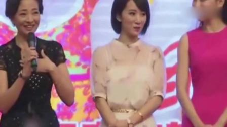 阔太李念穿印有刘嘉玲童年照片T恤 甜笑似少女 171114