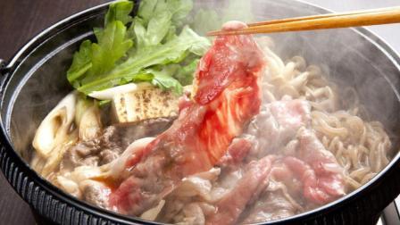 滋鲜味美的日式火锅