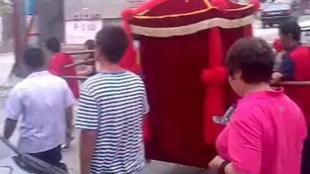 河北邯郸涉县农村结婚视频: 这么隆重的迎亲队伍真的好热闹!