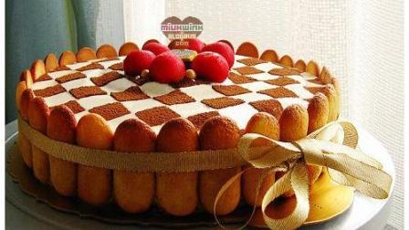 小鲁教你做糕点之棋格蛋糕的做法, 风格简约的棋格式糕点, 让美食走进你的世界~