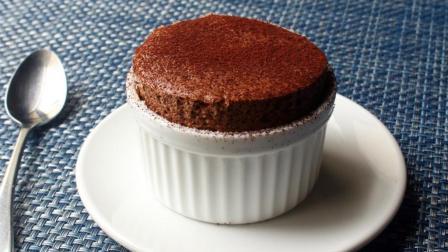 巧克力蛋奶杯子蛋糕的做法