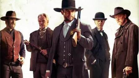 影展 再现西部牛仔风采, 保安员禁枪引发的牛仔故事!