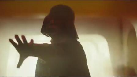 《星球大战》黑武士回归太霸气, 一出光剑以一敌百!